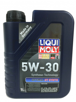 Масло LIQUI MOLY Optimal HT Synth 5w30 (1л)