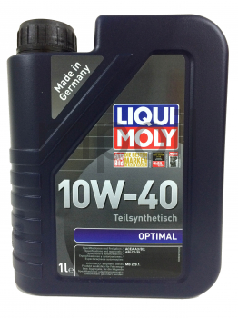Масло LIQUI MOLY Optimal 10w40 (1л)