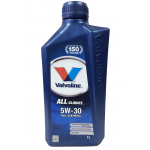 Масло Valvoline ALL CLIMATE 5W30 1л