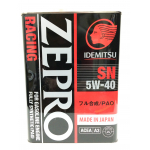Масло IDEMITSU Zepro Racing SN Fully Synthetic 5W-40 4л