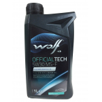 Масло WOLF OFFICIALTECH 5W30 MS-F 1L